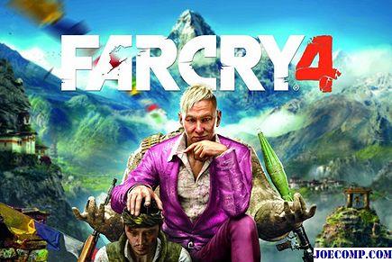 Far Cry 4は11月に来るE3よりも先に発表された