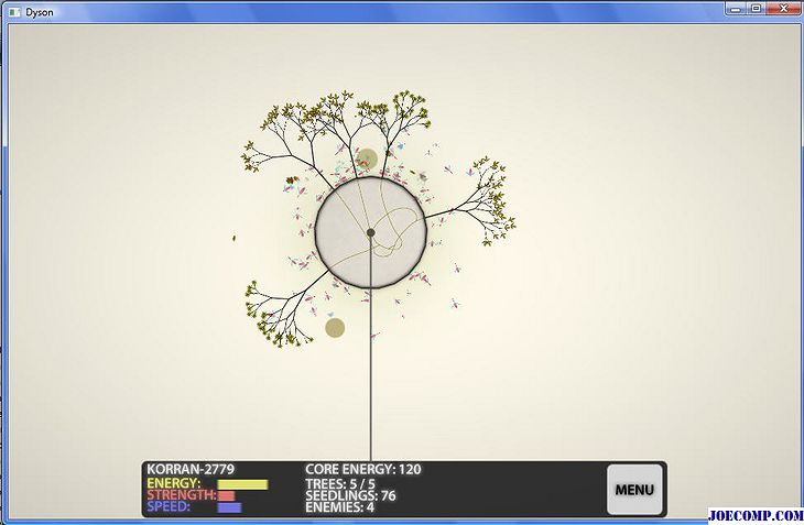 Mine, Build, and Expand in Dyson Freeware Freeware