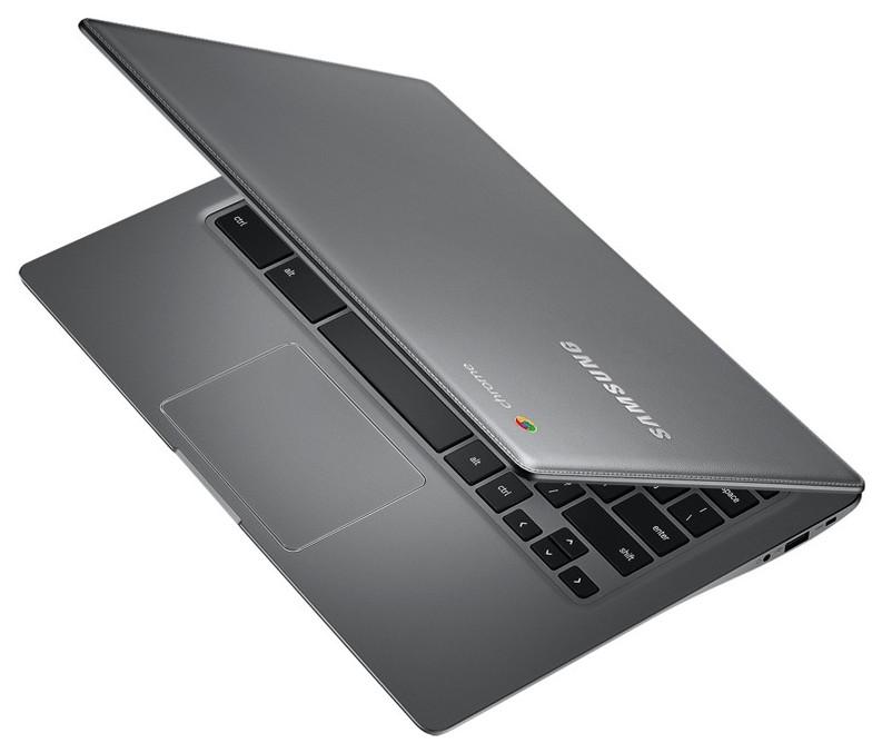 Samsung Chromebook 2 zapowiedziany z pokrywą ze sztucznej skóry, wyświetlacz Full HD