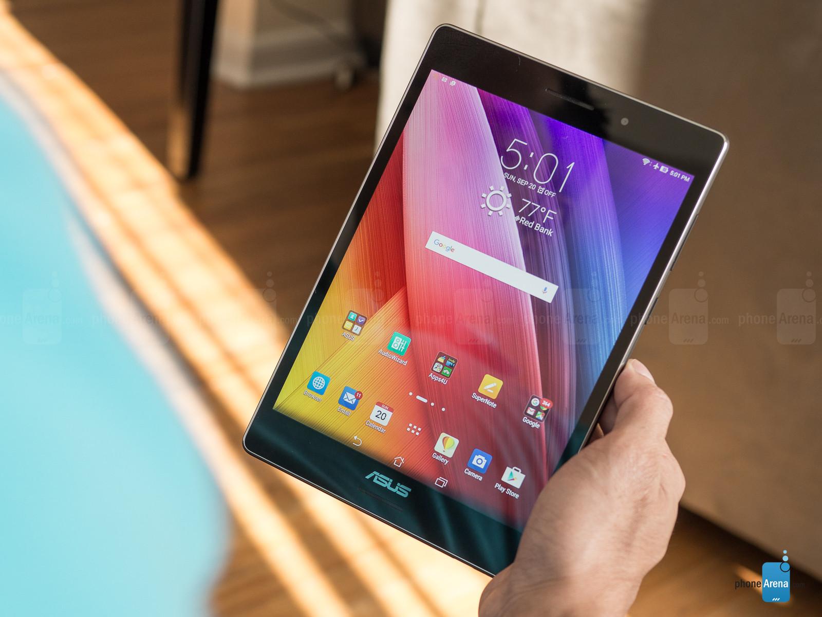 Asus ZenPad S 8.0 ulasan